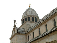 Šibenska katedrala, (C) Tomislav Krnić, www.hrphotocontest.com
